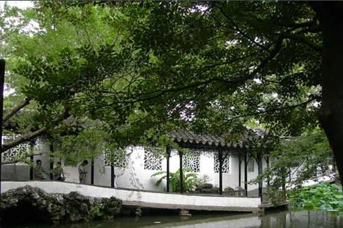 苏州景点 - 拙政园